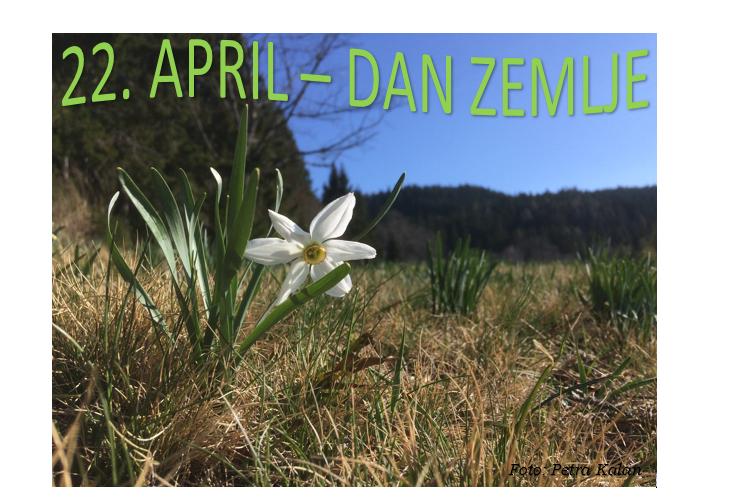 22. APRIL – DAN ZEMLJE